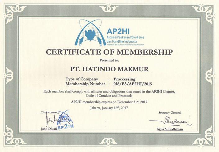 AP2HI-Certificate-PT-Hatindo-Makmur-Indonesia-2017