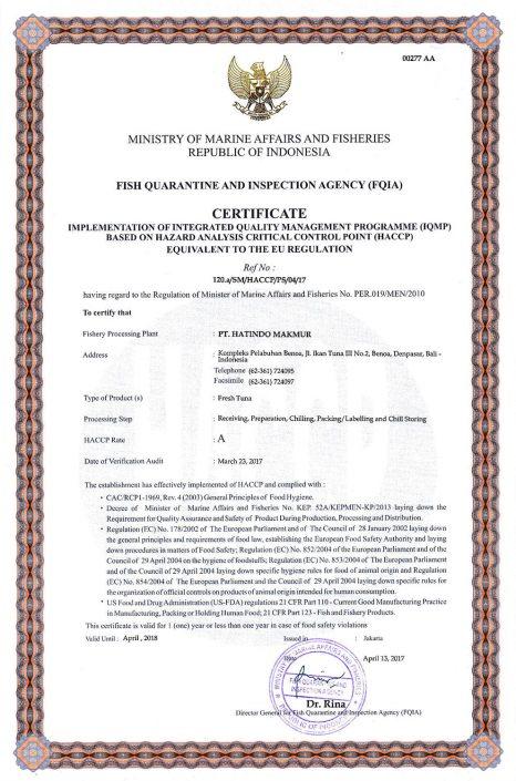 HACCP-Certificate-Fresh-Tuna-2017-1-PT-Hatindo-Makmur-Indonesia