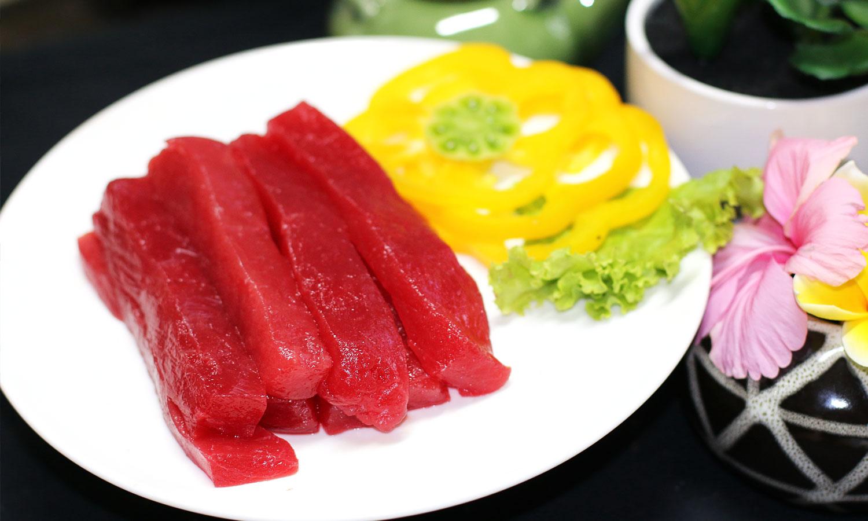 Bluefin Tuna Strip CO