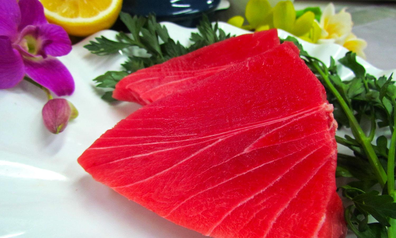 Yellow fin tuna steak fish pelagic exporter Hatindo Makmur Bali Indonesia