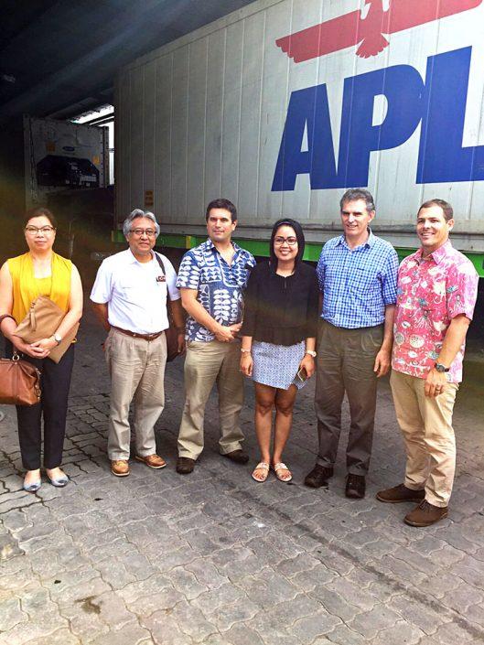 Hatindo Meeting with AP2HI