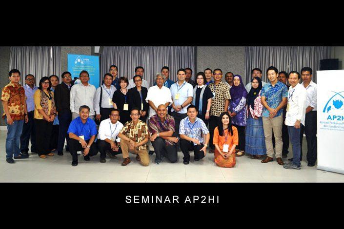 Seminar AP2HI - Hatindo