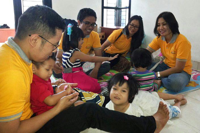 Panti Asuhan - Orphanage Sayangi Bali