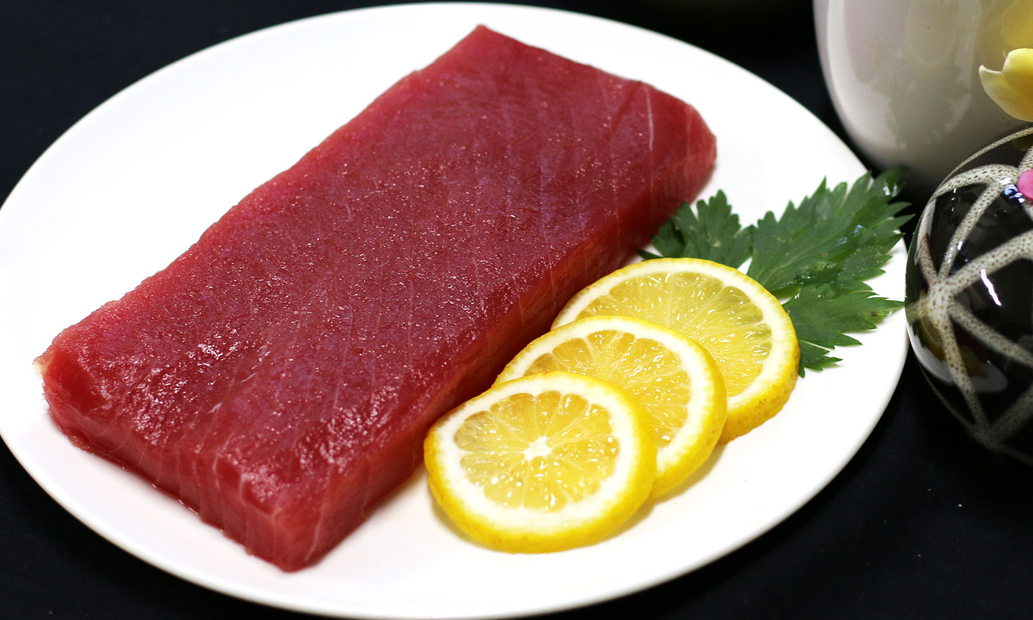 Yellowfin Tuna Saku